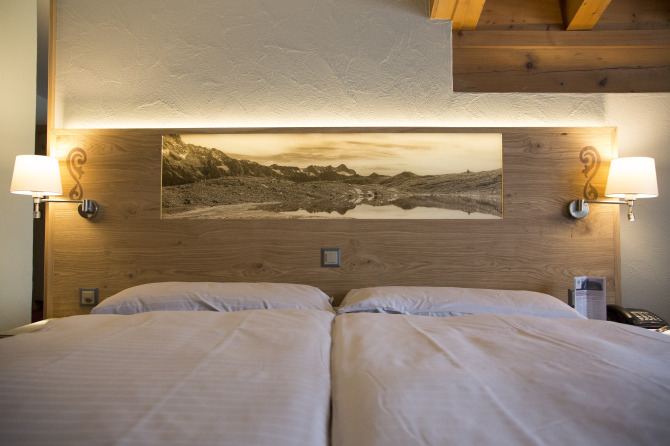 Double Room Superior - Sunstar Boutique Hotel Wengen, Switzerland