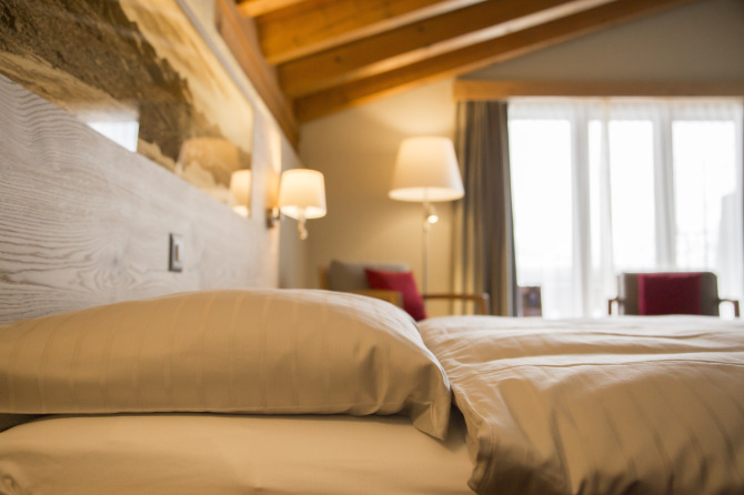 Double Room Superior - Sunstar Boutique Hotel Klosters, Switzerland