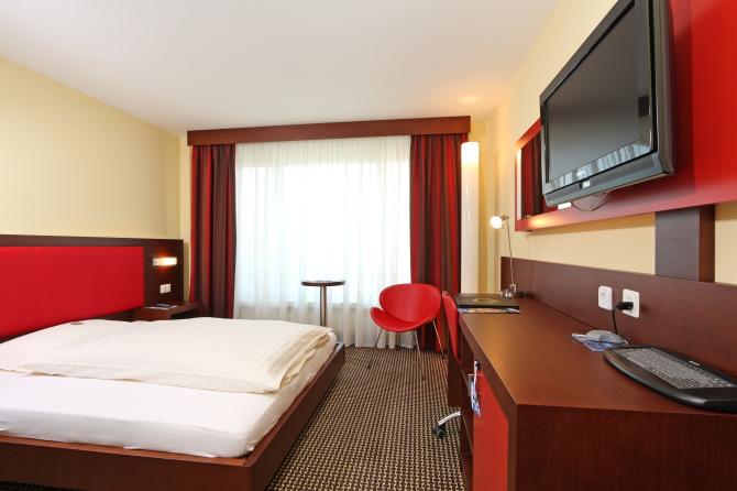 Superior Doppelzimmer mit 2 Einzelbetten