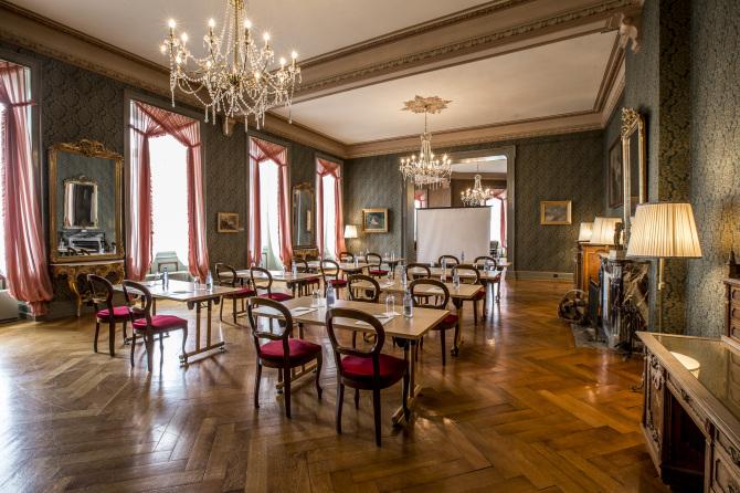 Salon Davinet als Seminarraum