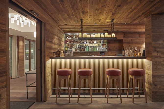 The Capra Bar