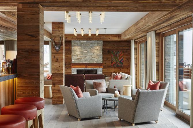 The Capra Lounge
