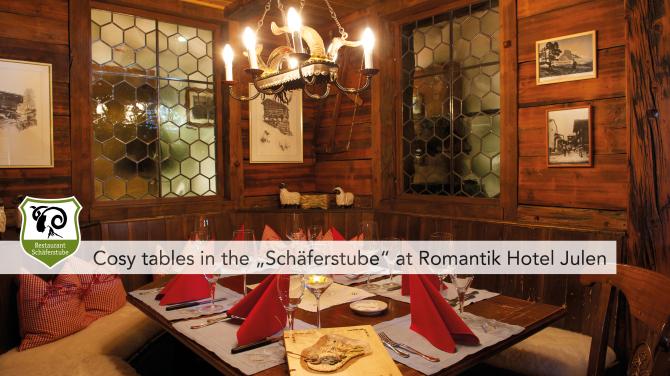 Restaurant Schäferstube