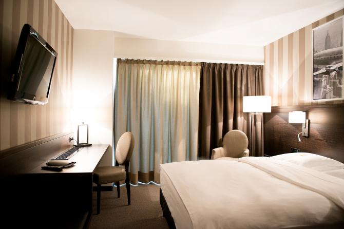 Standard Zimmer - Queen Bett