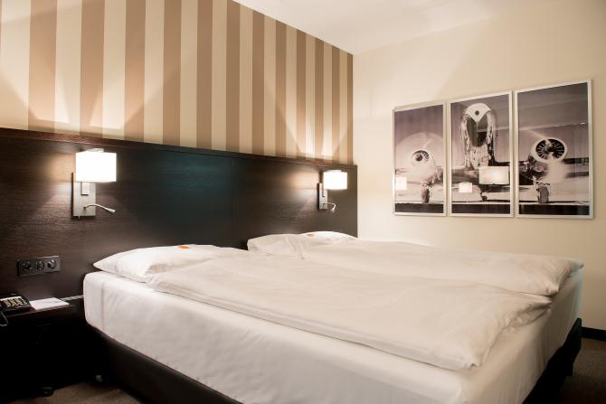 Standard Zimmer – Twin Betten