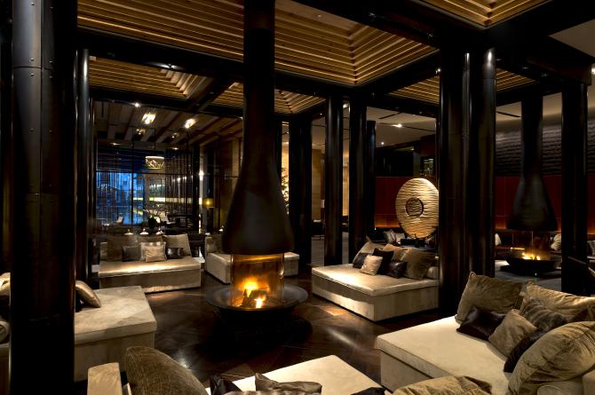THE CHEDI ANDERMATT, The Lobby