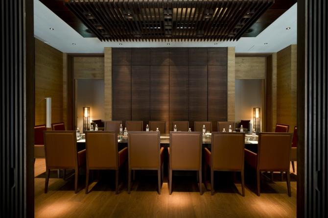 THE CHEDI ANDERMATT, The Boardroom
