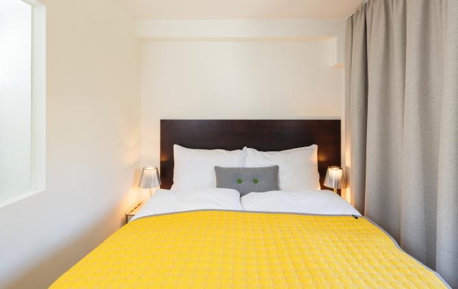 2. Schlafzimmer - Apartment
