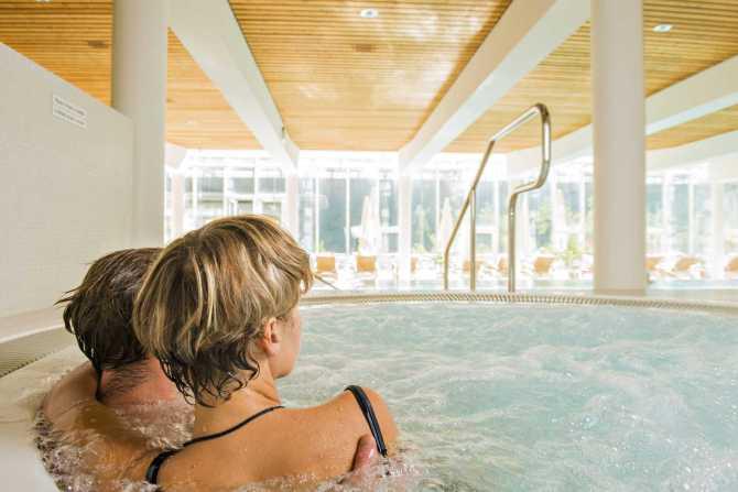 Hotel Schweizerhof Sils-Maria Wellness