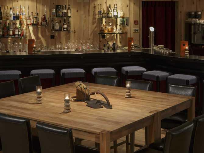 Hotel Schweizerhof Sils-Maria Bar