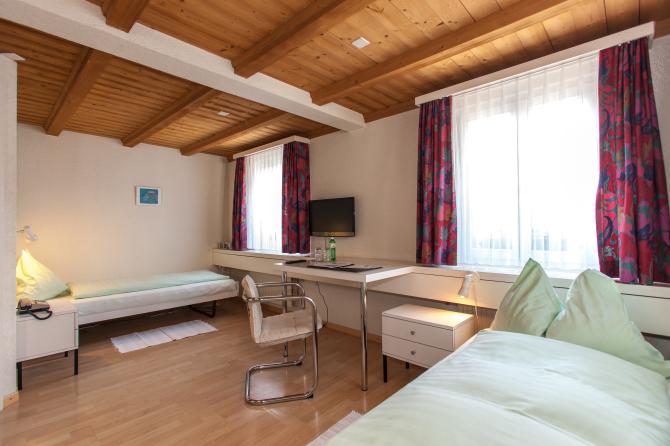 Standard-Zweibett-Zimmer