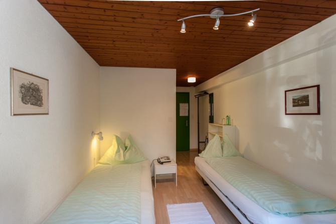 ECO-Zweibett-Zimmer