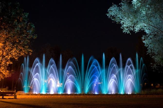 Wassersinfonie