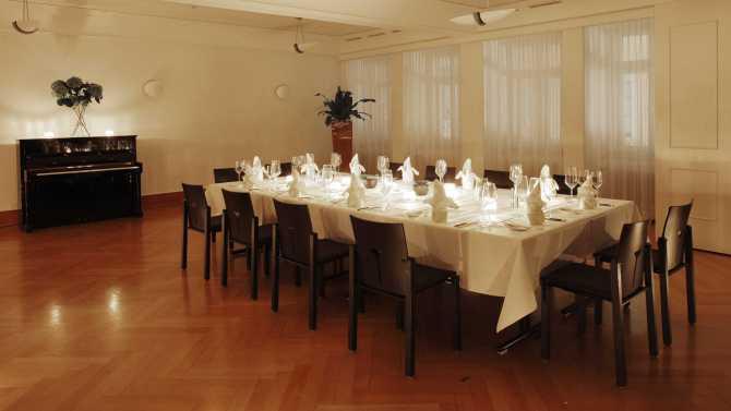 Bankett Kronesaal