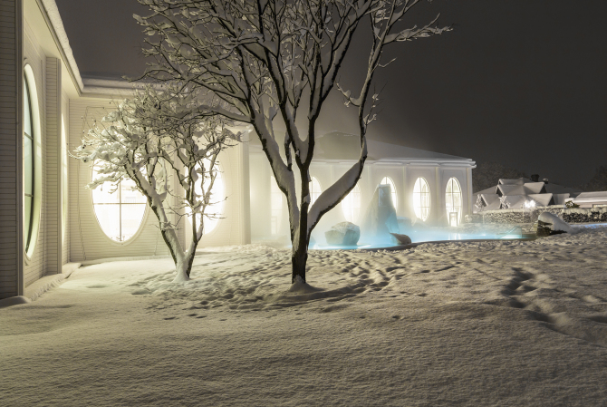 Therme Winter