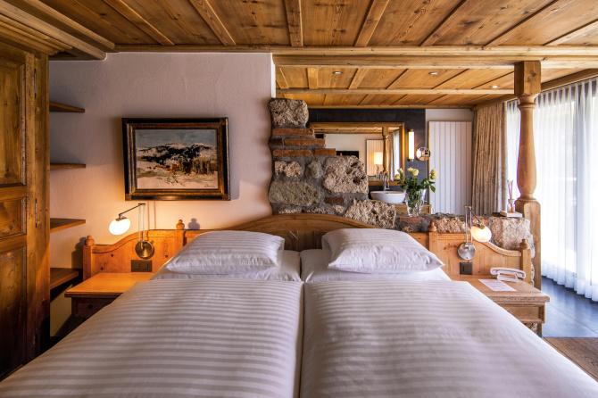 Jungfrau Suite