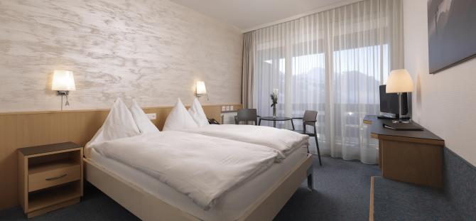 Doppelzimmer mit Seesicht