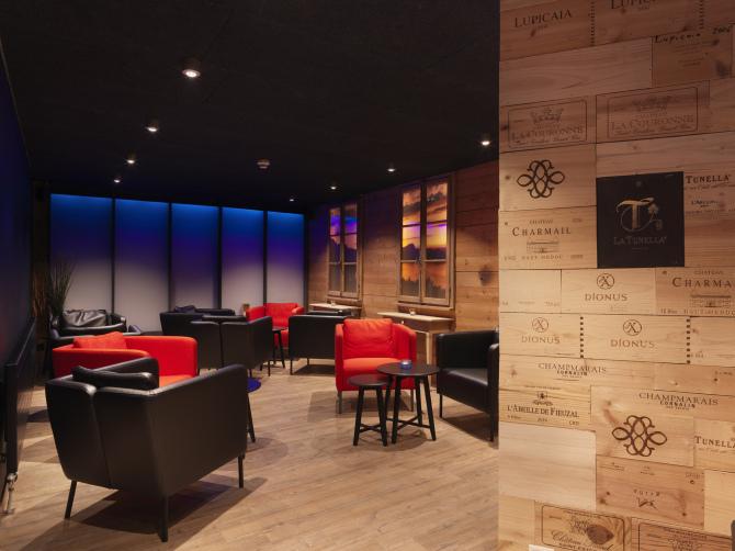 Seeblick Bar Lounge