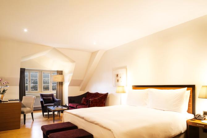 Standard Doppelzimmer (Loft)