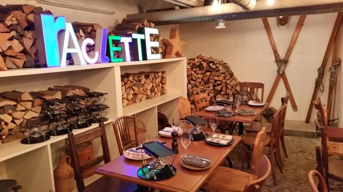 Raclette Keller vom Walliser Keller