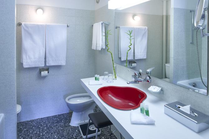 Badezimmer Doppelzimmer Standard