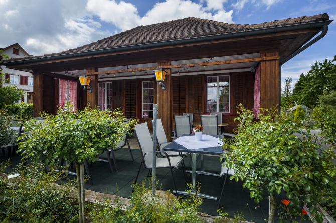 Lindenstübli - Nebengebäude Lindeneck