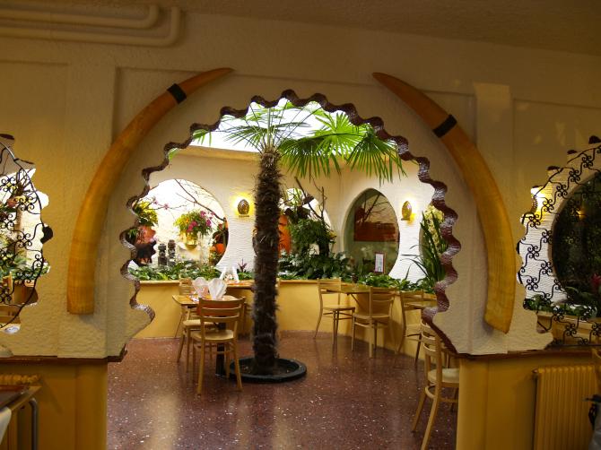 Restaurant Maroc
