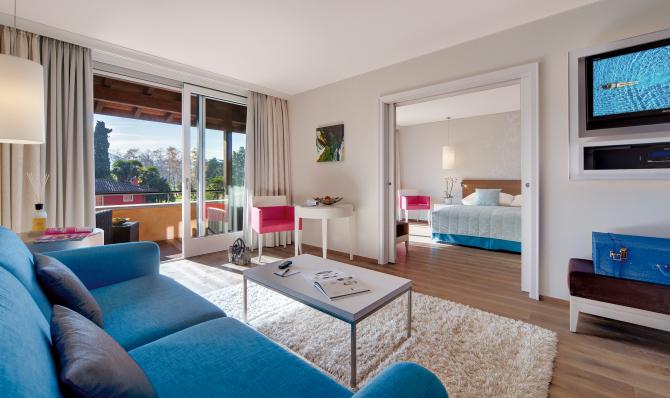 Giardino Ascona - Suite
