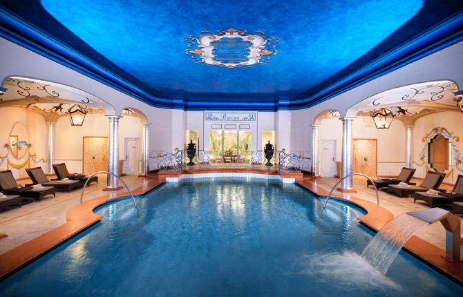 Giardino Ascona - Indoor Pool