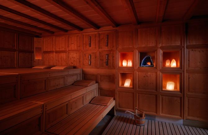 Giardino Ascona - Sauna