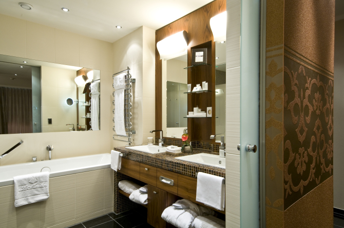 Bathroom of Junior Suite Prestige