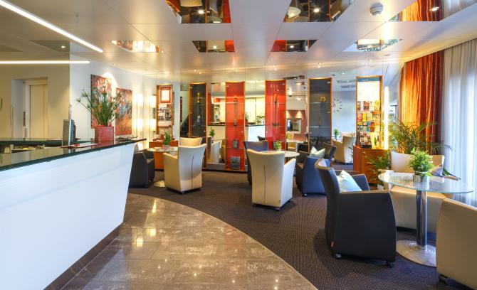 Lobby - Réception