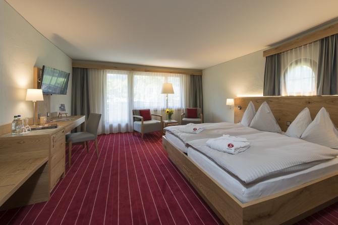 Sunstar Boutique Hotel Albeina Klosters