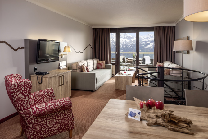 Komfort Maisonette Appartement
