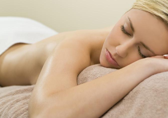 Massage Menus