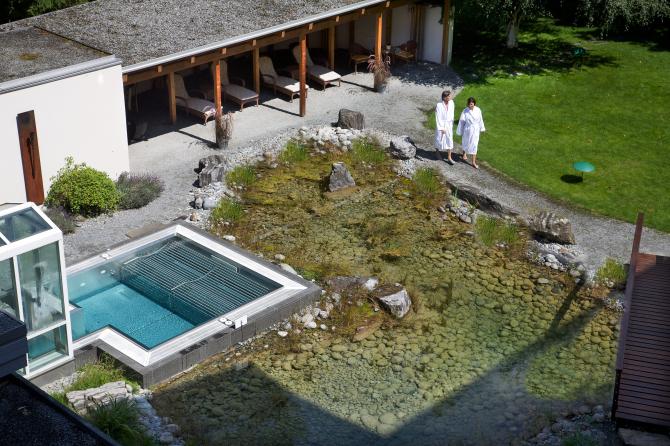Garten Sole Whirlpool