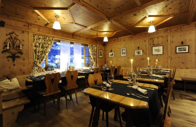 Restaurant Scalottas Terroir