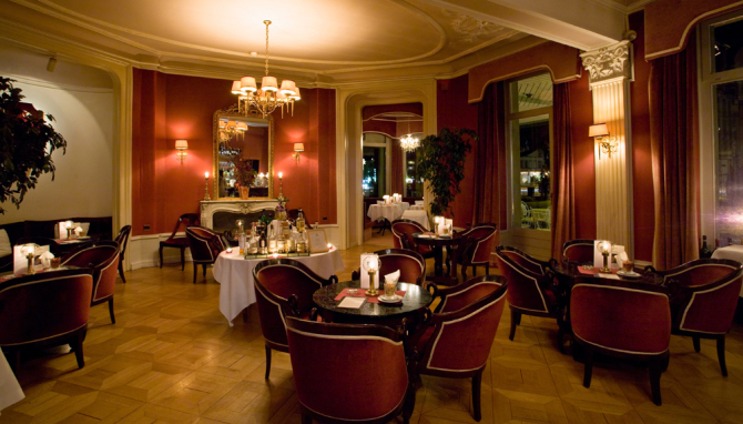 Hotelbar 'Le Vieux Rivage'