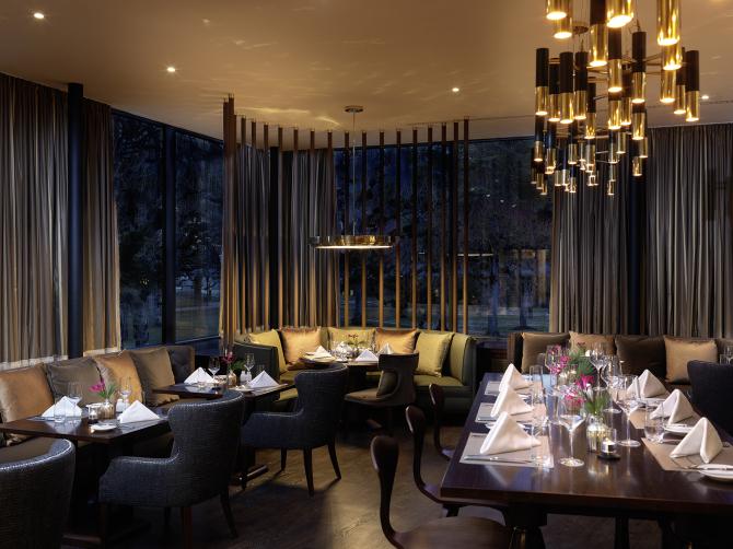 Restaurant «The Grand»