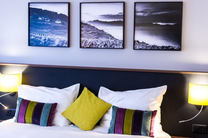 Chambre et Images Lavaux Lac Léman