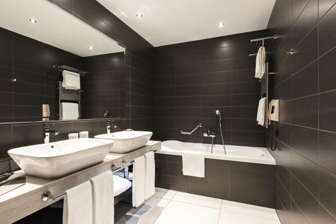 Salle de bain Chambre Exécutive Ville