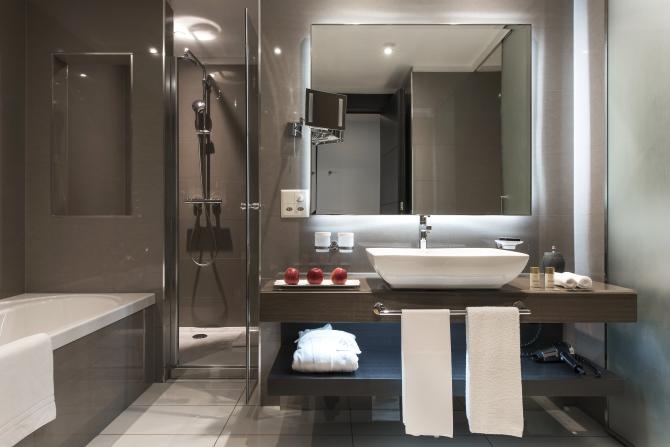 Salle de bain Deluxe lac