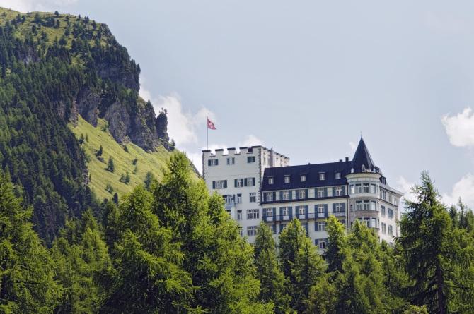 Waldhaus Sommer
