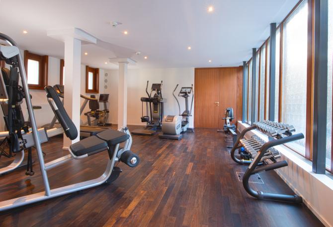 Waldhaus Fitness