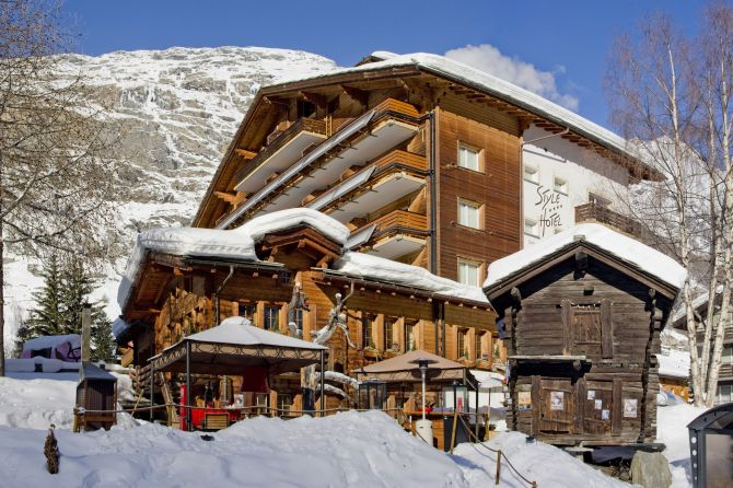 Hotel Zermatt Winter Season - Sunstar Style Hotel Zermatt Switzerland