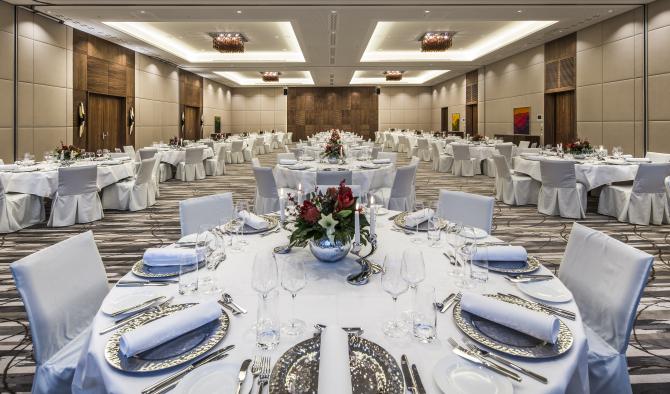 InterContinental Davos - Seehorn Gala Dinner