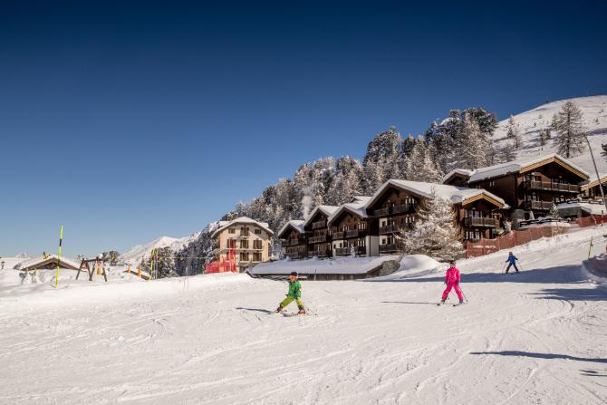 Ski-in - Ski-out