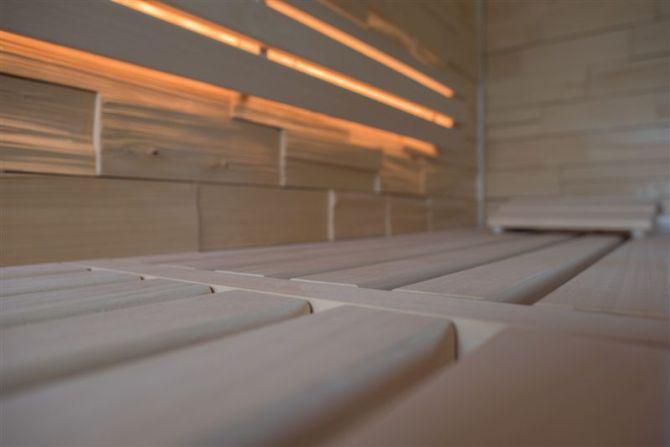 Sauna Cheminée 90 °C