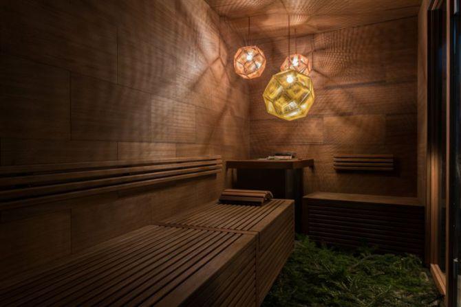 Bio-Sauna Forêt 45 °C