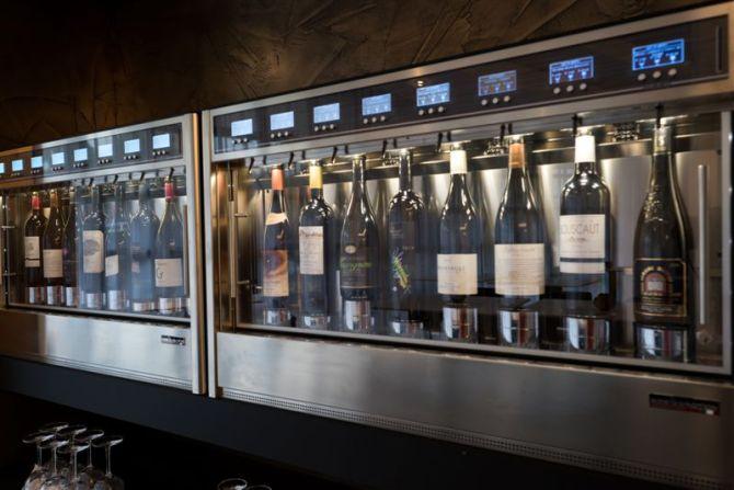 Bar - Vinothèque